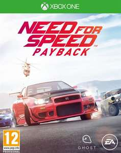 Need for Speed: Payback (Xbox One) voor €14,99 @ Coolbue