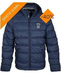 Alle Gaastra jassen 40% korting plus een gratis sjaal t.w.v. €19.95 @Suitable