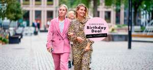 Fashioncick birthday deal, 20% korting bij 8 verschillende winkels!!