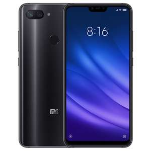 Xiaomi Mi8 Lite 4GB/64GB Deep Space Grey voor €202 @ Geekbuying.com