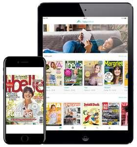 Voor € 0,01 1 maand ruim 50 digitale tijdschriften Oa Donald Duck