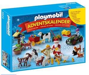 Playmobil Adventskalender Kerst op de boerderij 6624 nu voor €14,99