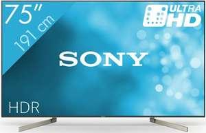 Sony KD-75XF9005 - 4K tv