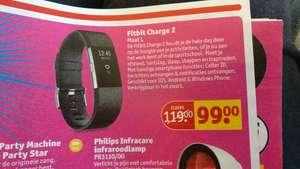 Fitbit Charge 2 Maat L voor € 79,- + 100gr gratis schepsnoep!
