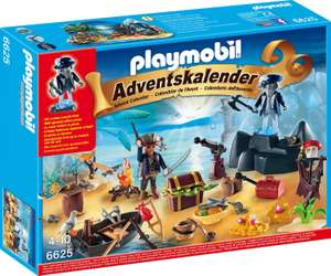 Playmobil Adventskalender Pirateneiland @TelekidsToys