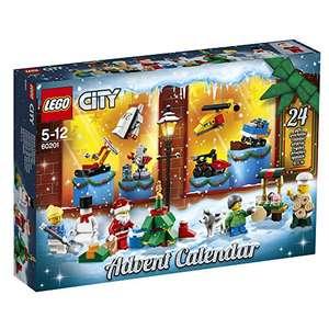 Lego City Adventskalender voor €13,99 in huis met Amazon Prime