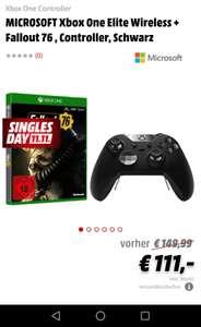 Grensdeal Xbox one elite wireless controller plus fallout 76