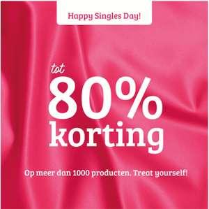 Tot 80% korting op meer dan 1000 producten bij Boozyshop