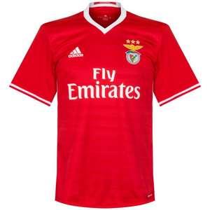 Benfica Shirt Thuis van 90 voor 60 bij Subsidesports