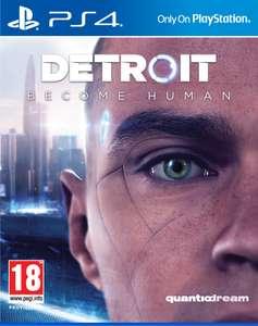 Detroit Become Human @ Media Markt