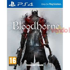 Bloodborne (PS4) voor €36,98 @ Vendo