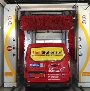 Carwash kortingsweken bij Shell Ridderkerk, Rotterdam & Dordrecht
