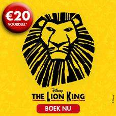 Disney's The Lion King, Mamma Mia! of Was Getekend, Annie M.G. Schmidt @ Stage Entertainment