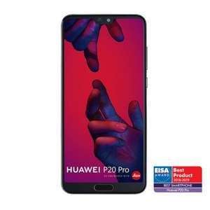 Huawei P20 Pro voor €548,69 (+€2,75 vzk) bij Mobiel.nl icm. maandelijks opzegbaar Tele2 abonnement