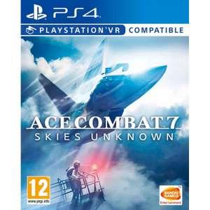 Ace Combat 7: Skies Unknown (PSVR)