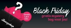 Gratis goodiebag t.w.v. €35 bij aankoop (va €35) @ Boozyshop