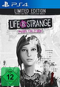 Life is Strange: Before the Storm Limited Edition PS4 @ Amazon.de