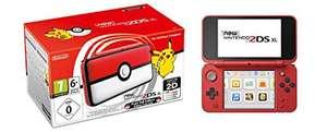 Nintendo 2DS XL Pokéball @Amazon.de