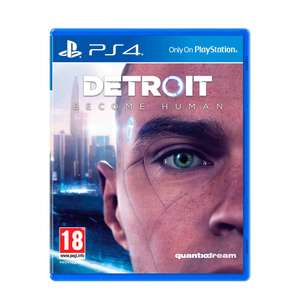 Detroit become human PS4