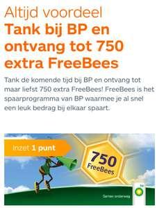 Tot 750 gratis FreeBees (Club Staatsloterij)