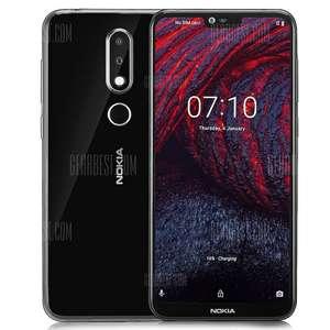 Nokia 6.1 plus (x6)