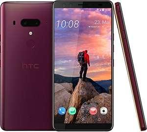 HTC U12+ - 64GB, Dual-sim, Zwart