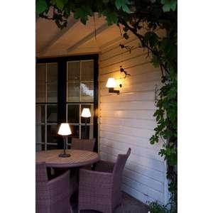 [Wehkamp] 60% korting op (buiten)wandlamp Melville