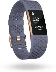 Fitbit Charge 2 - Activity tracker - Blauw grijs - Small voor €79 @ Bol.com