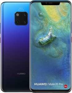 [PRIJSFOUT] Huawei Mate 20 Pro - Twilight Paars 128GB voor €320,65 @ Centralpoint