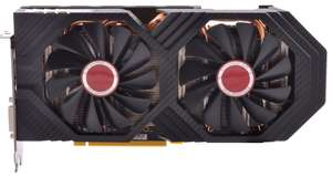 XFX RX 580 GTS Black Edition 8GB OC+