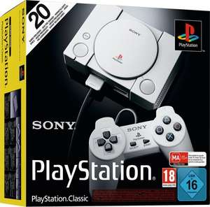 (Grensdeal) Sony Playstation Classic Bij Betaling PayPal @ Saturn