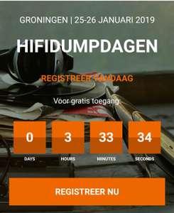 Hifidumpdagen op 25 & 26 januari @ Hificorner Groningen