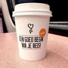 Gratis Koffie of Thee bij Kiosk op diverse (NS) stations ivm aangepaste dienstregeling