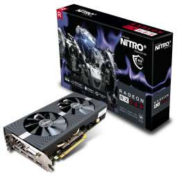 Sapphire Nitro+ RX 580 4GB + 2 spellen