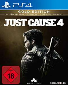 Just Cause 4 - Gold Edition (PS4/XB1) voor €44,99 @ Amazon.de