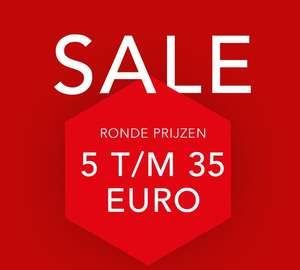 SALE: ronde prijzen tot max €35 @ Didi