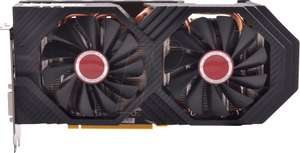 XFX Radeon RX 580 GTS Black Edition - 8 GB