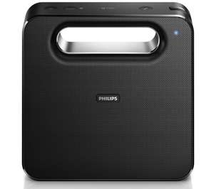 Philips BT5500B Bluetooth luidspreker voor €36,98 @ Pixmania