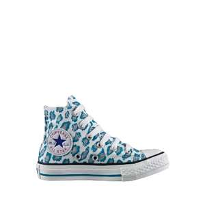 Converse girls leopard All Stars - nu €19,99 @ Brand4less