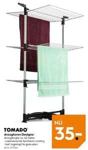 Tomado Designo droogtoren - 40 m (elders v.a. €59,95) @Blokker