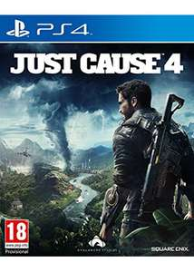 Just Cause 4 PS4 bij Base.com