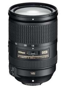 Nikon AF-S DX 18-300mm f/3.5-6.3G ED VR @Verschoore