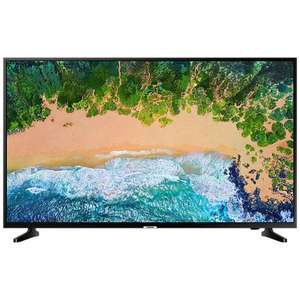 Samsung UE50NU7020 4K Ultra HD Smart LED TV voor €399 @ Foka/ Kamera Express