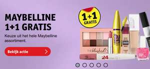Alle Maybelline 1+1
