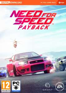 Need for Speed: Payback (PC Download) @ Origin