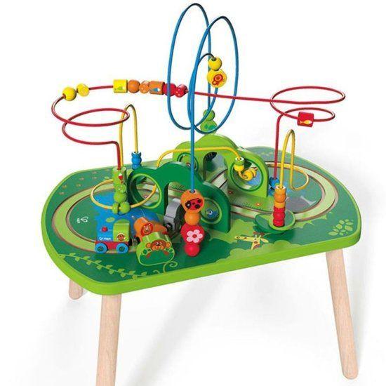47% korting | Hape Jungle Adventure Kinderspeeltafel (i.p.v. €94,99) @Bol