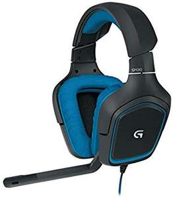 Logitech G430 7.1 Gaming headset @Amazon.co.uk