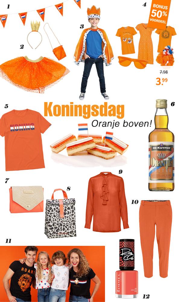 Koningsdag: tips, tricks & trends