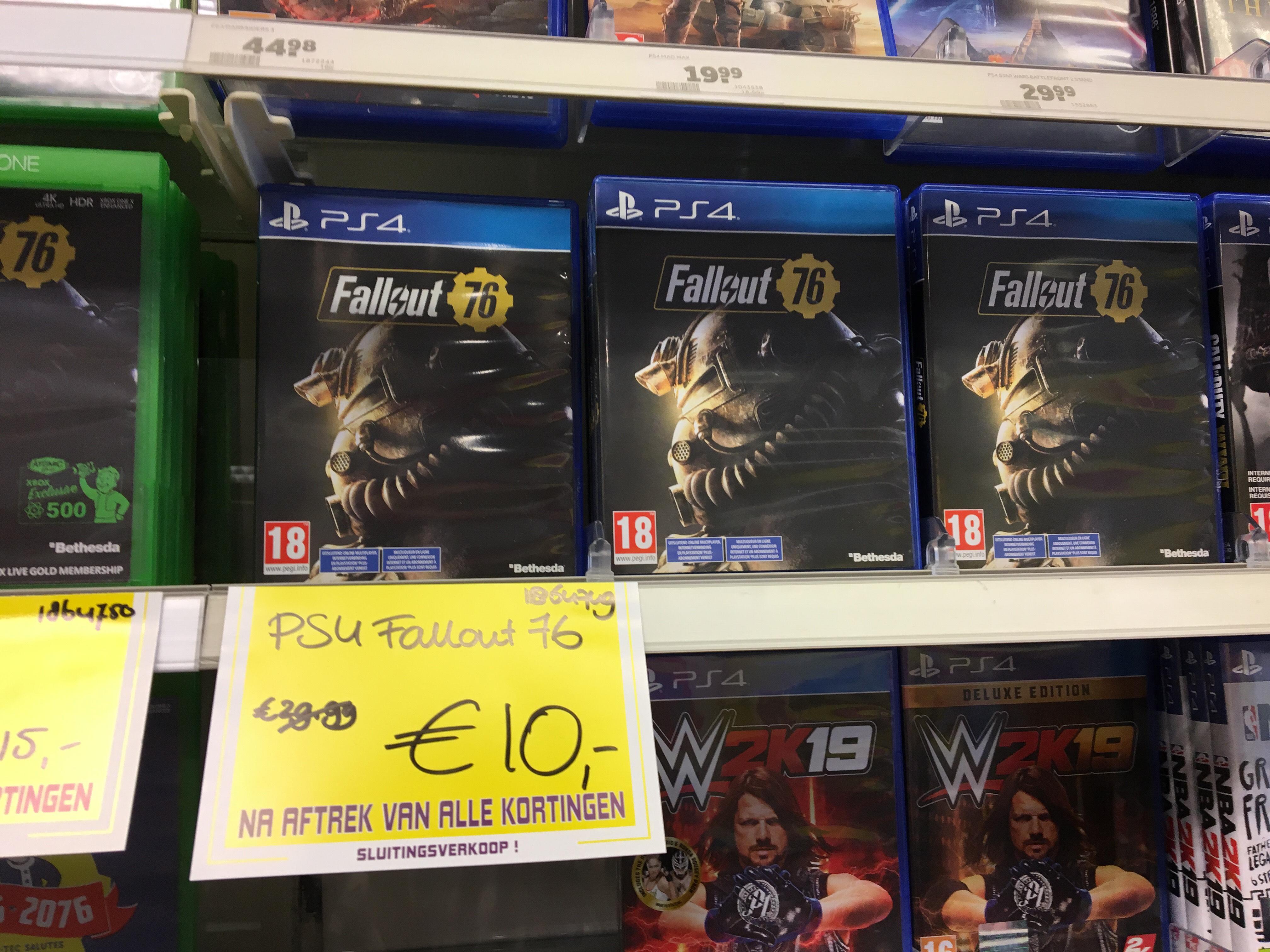 Fallout 76 - PS4 (Intertoys)