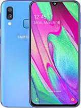 Samsung Galaxy A40 icm maandelijks opzegbaar Tele2 abonnement -43% @gsmsale